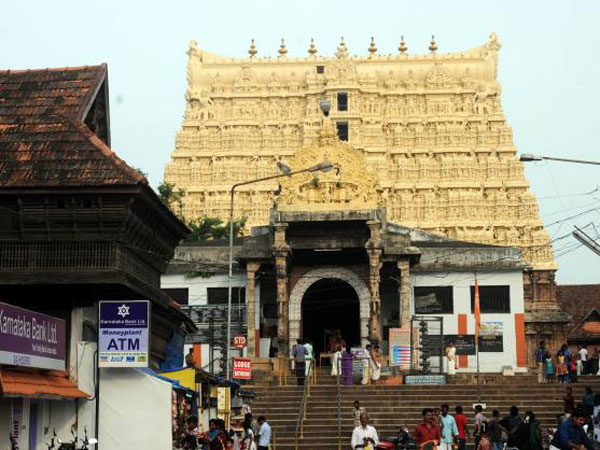 Sree Padmanabhaswamy temple: Dress code