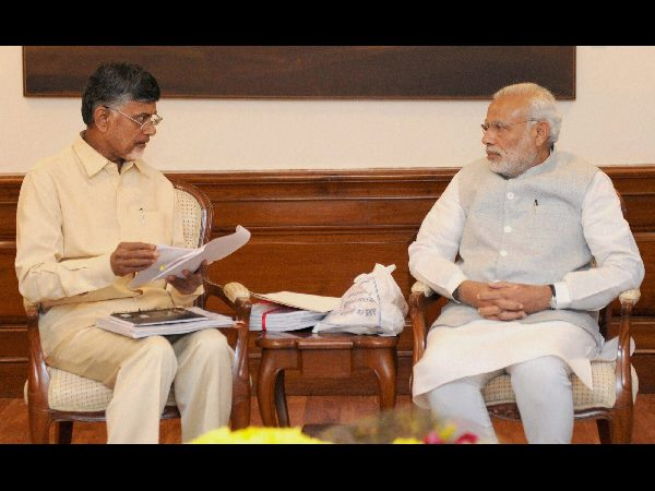 Will AP CM Chandrababu Refuses to lead CMs Committee?