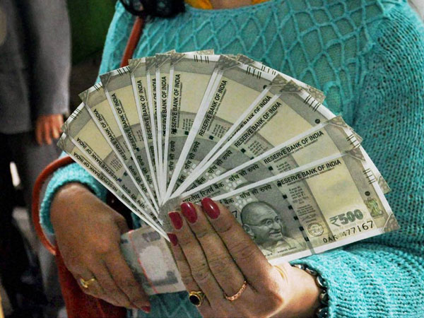 Hyderabad RBI branch returns 500 notes