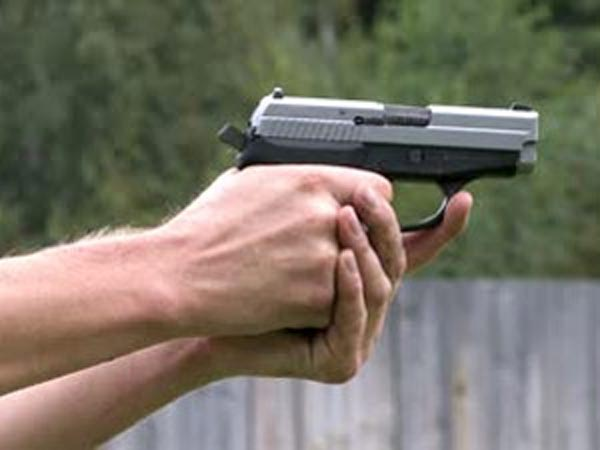A Youth Allegedly Firing At Real Estate Merchant