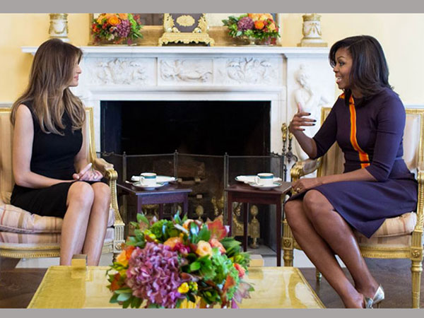 Michelle meets Melania: First Lady's meeting with her successor is kept behind closed doors