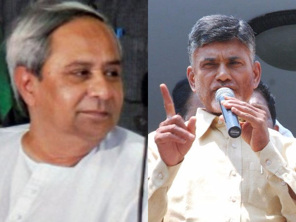 Chandrababu heading CMs panel, Naveen Patnaik joins sub committee