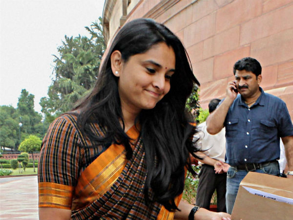 Actor Ramya: The state (Karnataka) BJP has now cancelled its plans