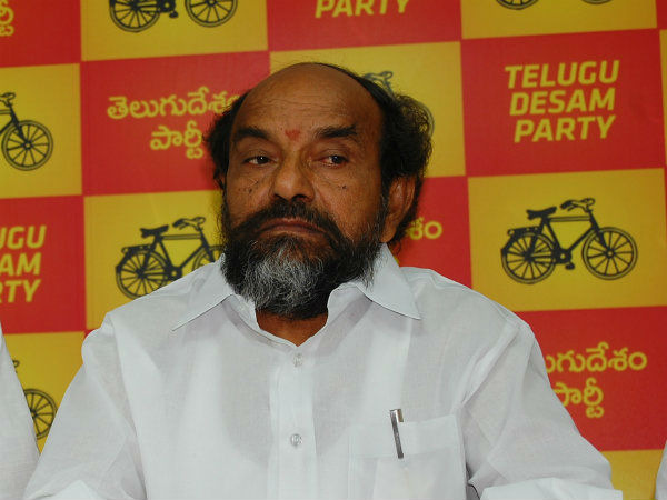 Police Issued Notices R Krishnaiah