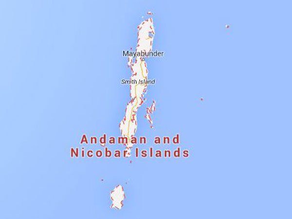 Navy sends ships to rescue 800 tourists from an Andaman Island