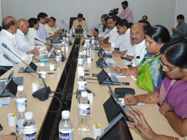 Cabinet sub committee decision on Medical college in Amaravati!