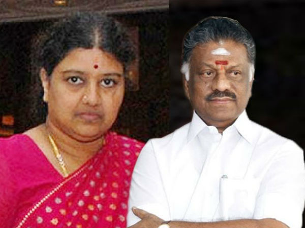 Party rule!: Will Sasikala sit on CM's chair?