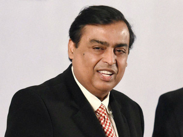 Mukesh Ambani addresses stakeholders via live broadcast