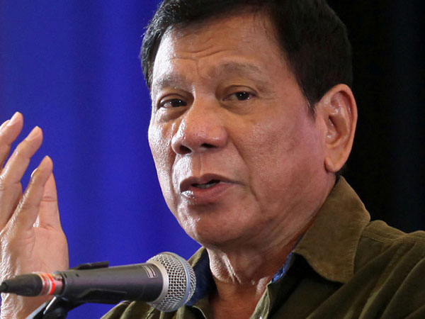 Philippines president Rodrigo Duterte says he personally killed criminals