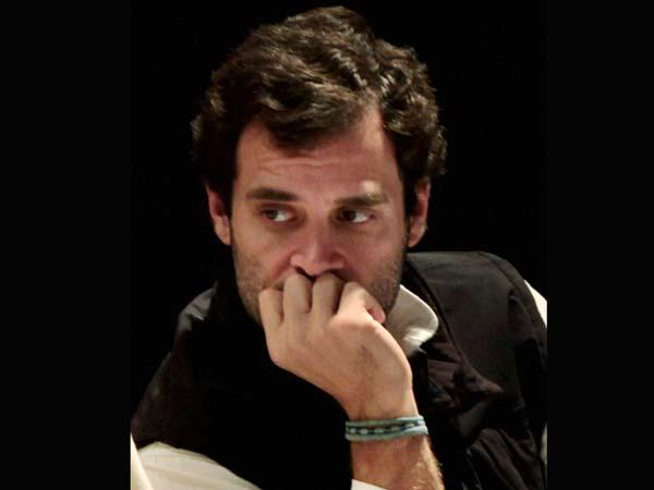 Rahul Gandhi twitter account is hacked. The hacked person is in bengaluru !