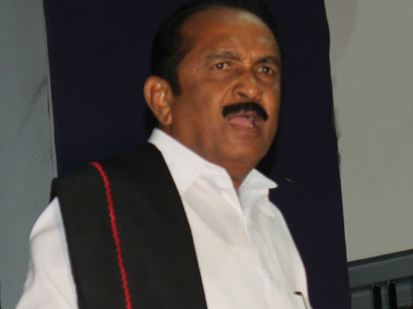 I treat her like sister, she will recover from this, says Vaiko