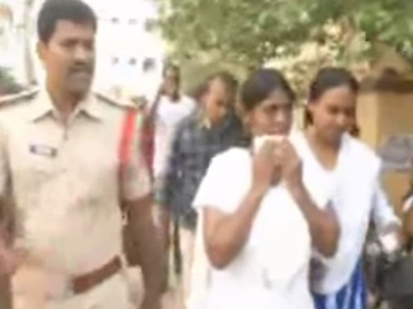 Shocking Women Try Ends Watchman S Life