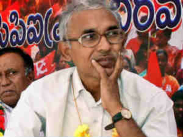 CPM Raghavulu and Madhu on Special status