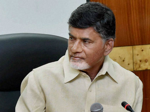Congress leader Sailajanath fires at AP CM Chandrababu Naidu.