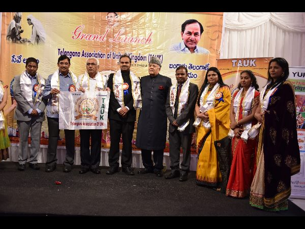 Celebrations of Telangana association united kingdom