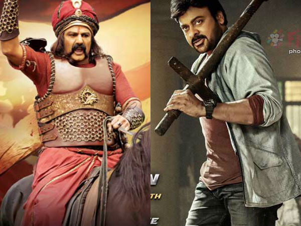 No benefit shows for Chiranjeevi and Balakrishna films!