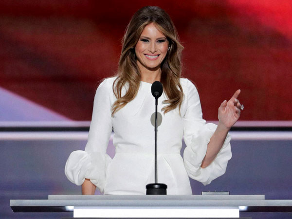 Where s Melania? A quiet start for a reluctant first lady