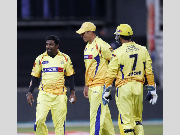 MS Dhoni one of Indias best captains, says Muralitharan