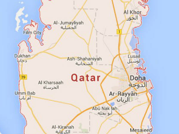 Stripped and whipped by employer, two UP workers in Qatar seek rescue