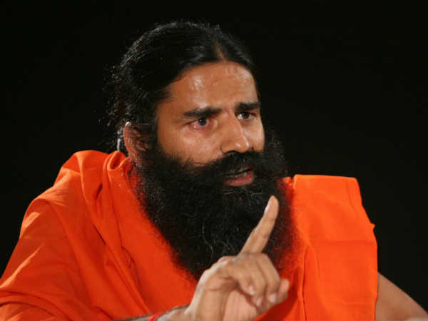 I don't like wear clothes:ramdev baba