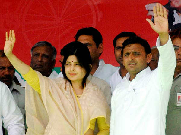 Mulayam Singh's Playful Message To Akhilesh Via His Grand Daughter
