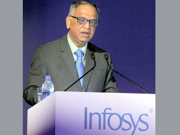 Iam Distressed Whats Happening At Infosys Narayana Murthy