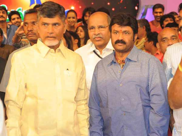 Balakrishna meets Chandrababu, PA may removed