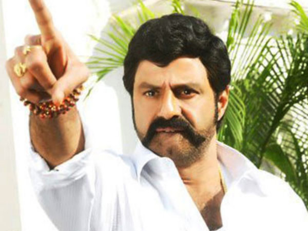 MLA Balakrishna warned TDP cadre indirectly
