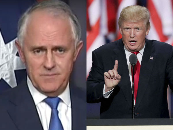 Trump S Conversation With Australian Pm Turned Ugly
