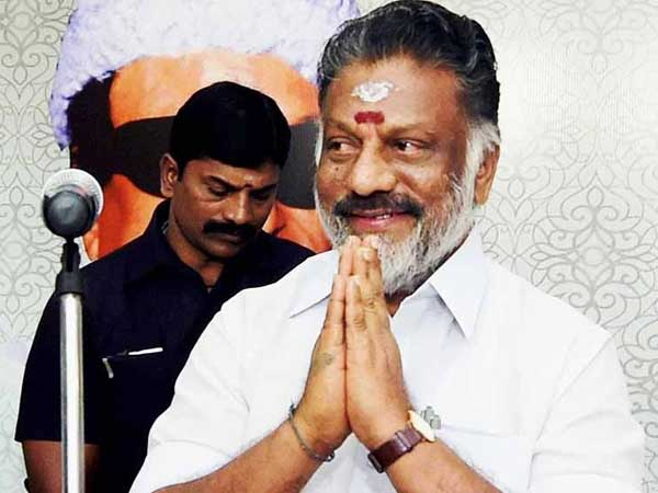 O Panneerselvam Now Ex Chief Minister Loses Car S Lal Batti Vows More To Come