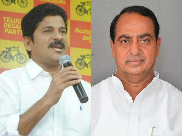 revanth reddy lashes out at Indrakaran Reddy