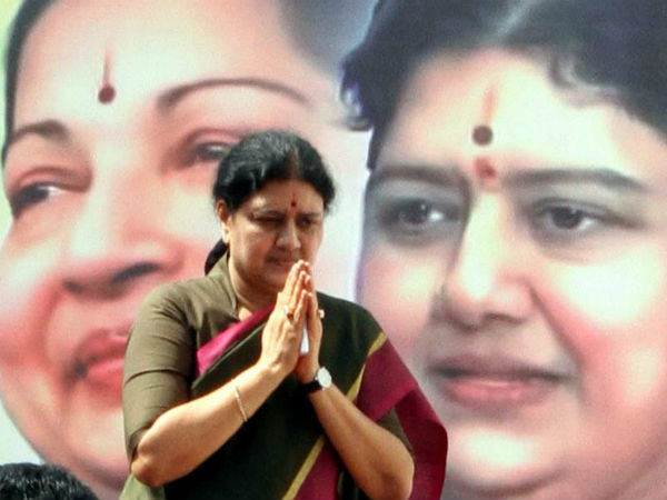 How VK Sasikala plotted her way to the top of Tamil Nadu politics