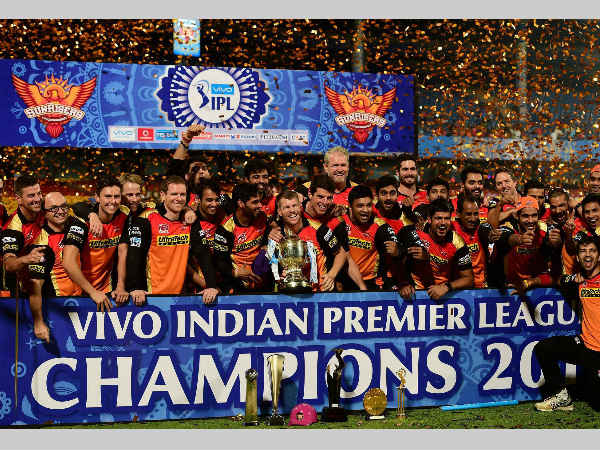 IPL 2017: Full schedule for Sunrisers Hyderabad (SRH) - April 5 to May 13