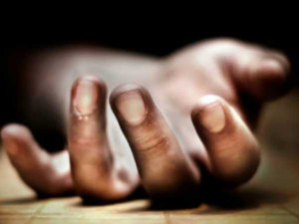 a lady died in nellore district