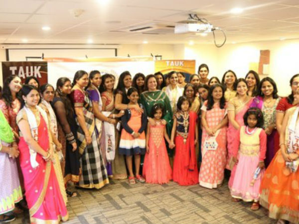 Womens day celebrations in london by tauk