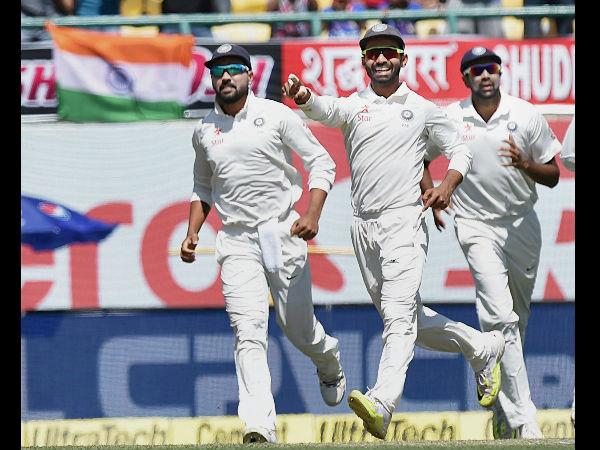 2-1తో టెస్టు సిరిస్ కైవసం: టీమిండియాపై ప్రశంసల జల్లు
