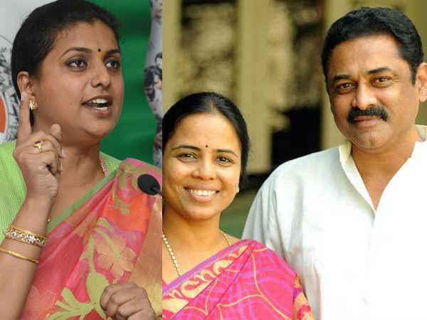 Ys Jagan Counter With Sobha Nagi Reddy S Death