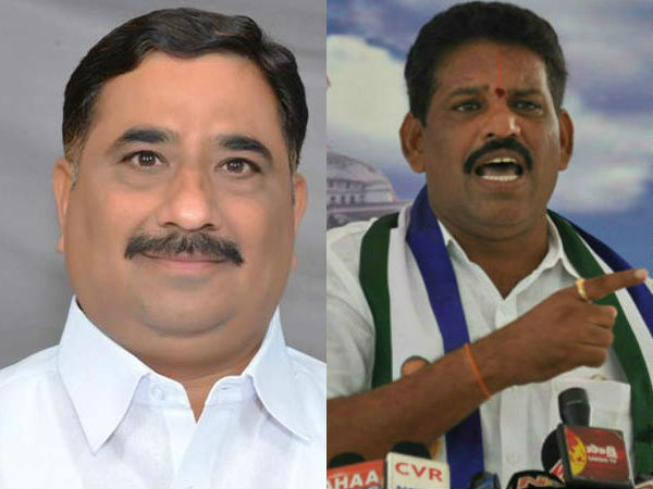 chevireddy bhaskar reddy arrested at AP Assembly