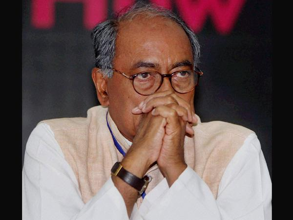 Digvijay Singh calls for a 'new Congress', says Rahul Gandhi is not acting decisively