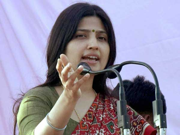 I Don't Allow My Kids to Watch Amar Singh on TV, Says Dimple Yadav
