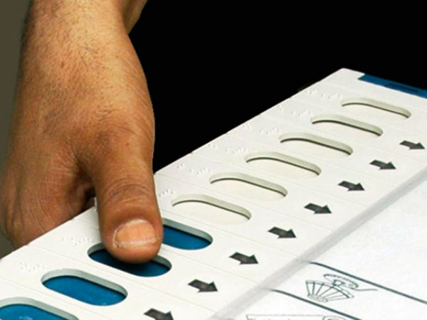 EVMs can't be tampered with, says ECI