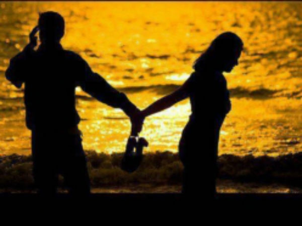 extramarital affair: A husband complained to police on his wife