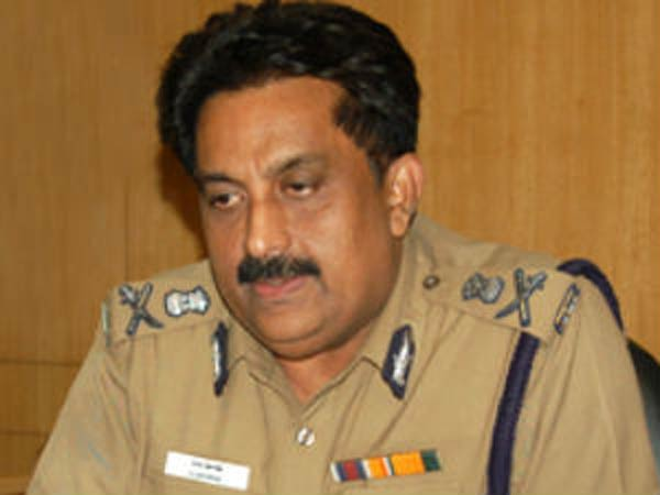 The Election Commission of India (ECI) on Saturday ordered transfer of Chennai city police commissioner S George.