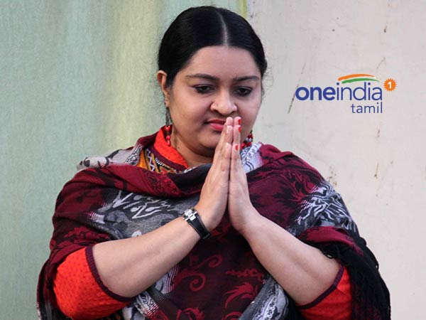 Deepa Jayakumar, niece of late J Jayalalithaa, declares assets worth Rs 3.05 crore