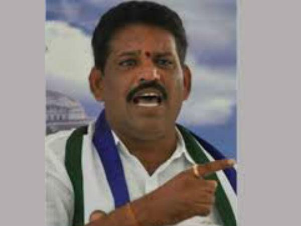 Chevireddy Bhaskar Reddy Stage Protest At Ap Assembly