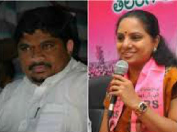 Ponnam Prabhakar sensational comments on MP Kavitha