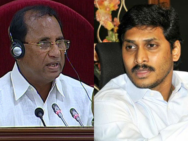 Ys Jagan Dilemma On No Confidence Motion Against Speaker Kod