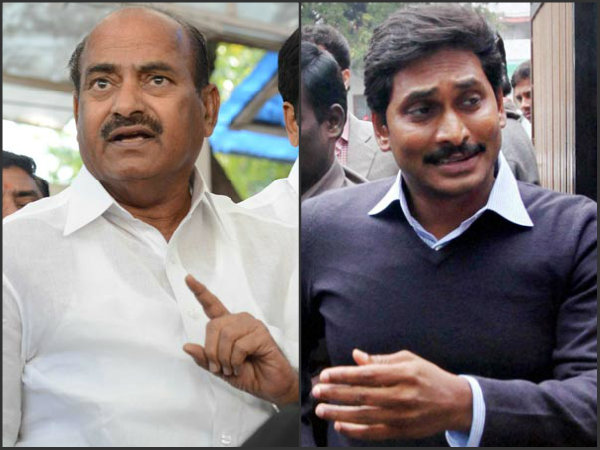 JC Diwakar reddy satires on Jagan