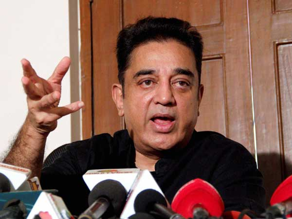 Tamil Nadu: PIL filed against Kamal Haasan for alleged derogatory remarks on Hindus