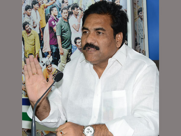 Kotam reddy sridhar Reddy slams chandrababu naidu on cash for vote scam